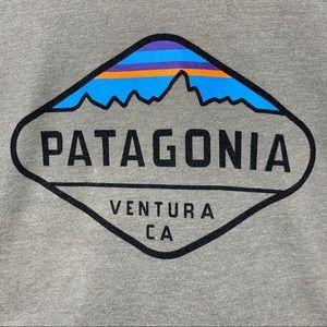 Patagonia men's graphic T